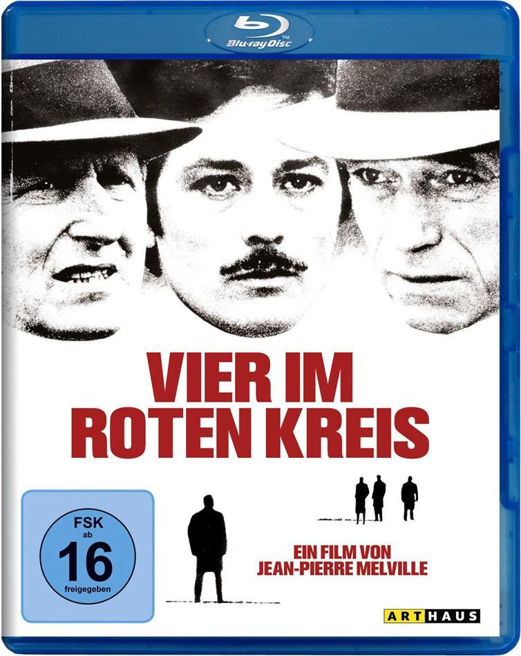 Vier im roten Kreis (1970) (Arthaus)