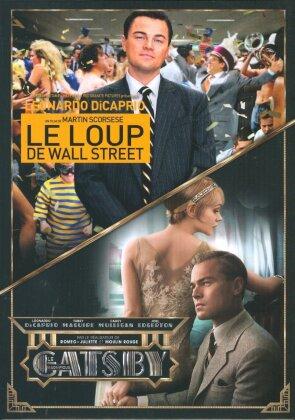 Le Loup de Wall Street (2013) / Gatsby le magnifique (2013) (2 DVDs)