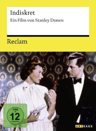 Indiskret (1958) (Reclam, Arthaus)