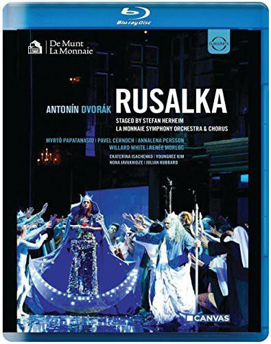 Symphony Orchestra of la Monnaie, Adam Fischer, … - Dvorák - Rusalka (Euro Arts)