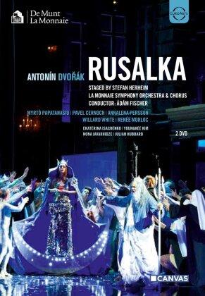 Symphony Orchestra of la Monnaie, Adam Fischer, … - Dvorák - Rusalka (Euro Arts, 2 DVDs)