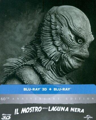 Il mostro della laguna nera (1954) (Edizione 60° Anniversario, Steelbook)