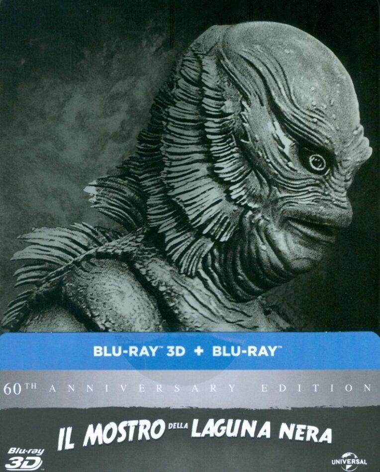 Il mostro della laguna nera (1954) (60th Anniversary Edition, Steelbook)