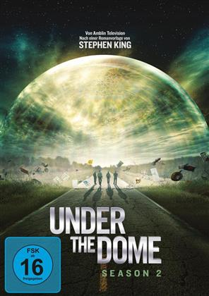 Under the Dome - Staffel 2 (4 DVDs)