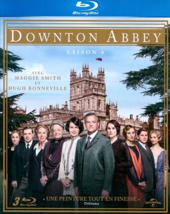 Downton Abbey - Saison 4 (3 Blu-rays)