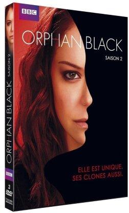 Orphan Black - Saison 2 (BBC, 3 DVD)
