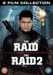 The Raid 1 & 2 (2 DVD)