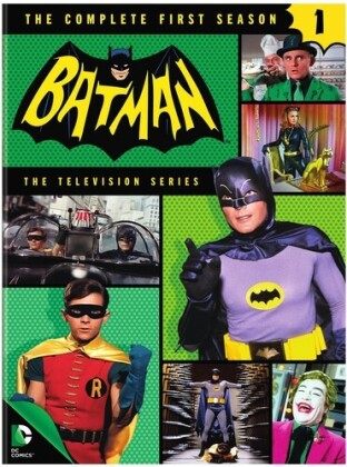 Batman: The Television Series - Season 1 (5 DVDs)