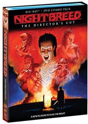 Nightbreed (1990) (Director's Cut, Blu-ray + DVD)