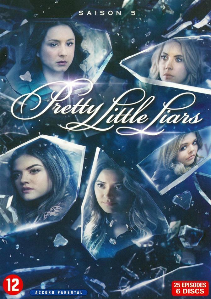 Pretty Little Liars - Saison 5 (6 DVDs)
