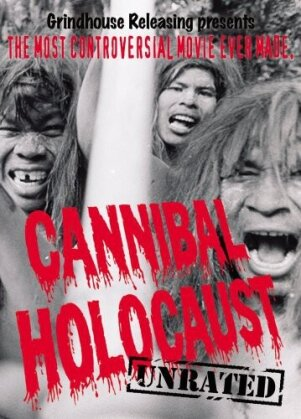 Cannibal Holocaust (1980) (2 DVDs)