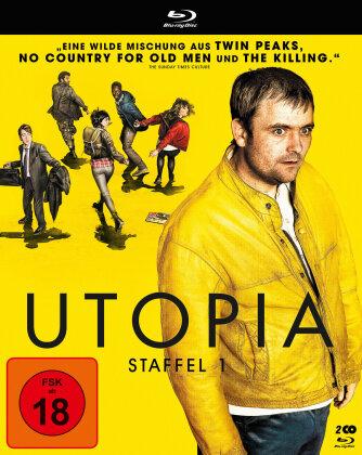 Utopia - Staffel 1 (2 Blu-rays)