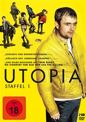 Utopia - Staffel 1 (2 DVDs)