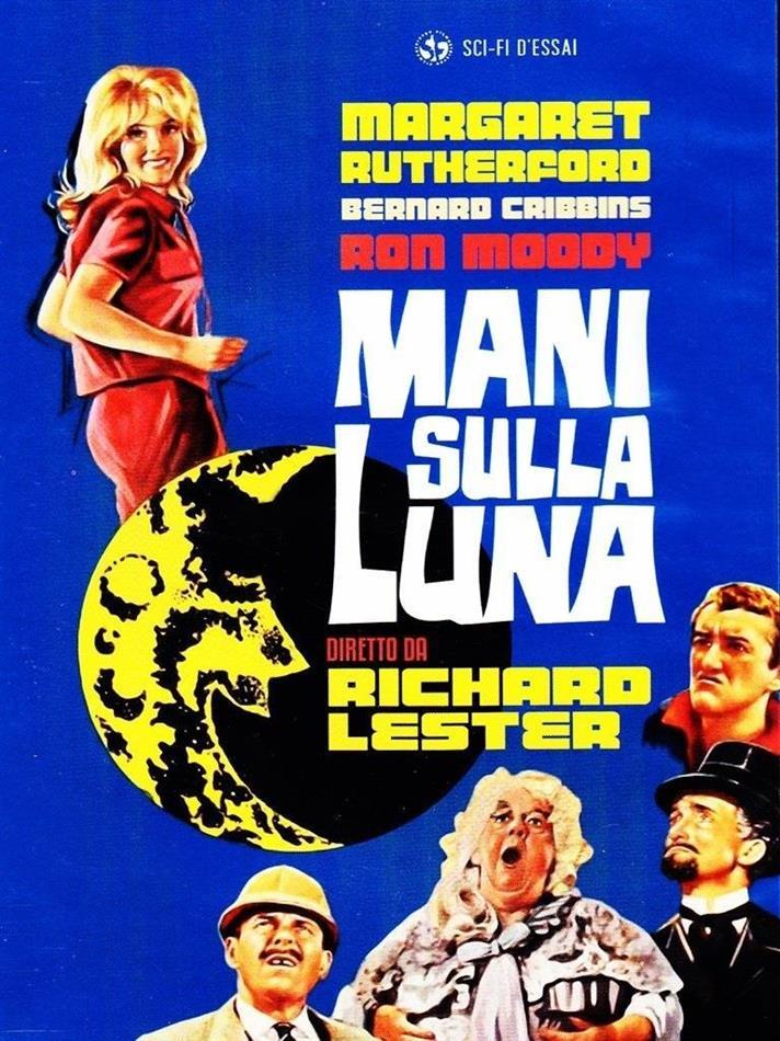 Mani sulla Luna (1963) (Sci-Fi d'Essai)