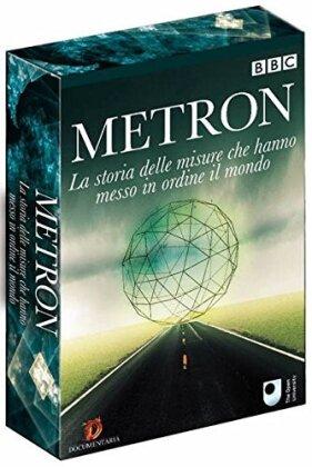 Metron (2013) (BBC, 3 DVDs)