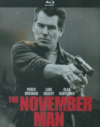 The November Man (2014) (Steelbook)