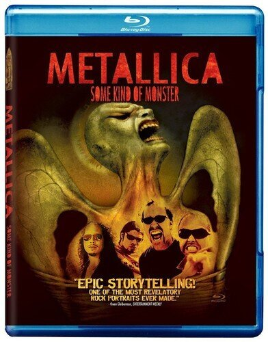Metallica - Some Kind of Monster (Blu-ray + DVD)