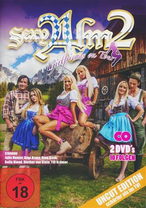 Sexy Alm - Girlfriends on Tour - Staffel 2 (Uncut, 2 DVDs)