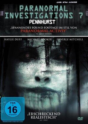 Paranormal Investigations 7 - Pennhurst (2012)