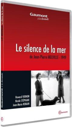 Le silence de la mer (1949) (Collection Gaumont à la demande, n/b)