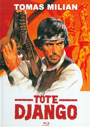 Töte Django (1967) (Limited Edition, Mediabook, Remastered, Uncut)