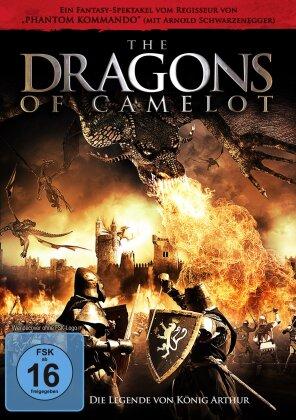 The Dragons of Camelot - Die Legende von König Arthur (2014)