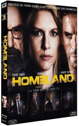 Homeland - Stagione 3 (3 Blu-ray)