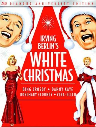 White Christmas (1954) (2 Blu-rays + 2 DVDs)