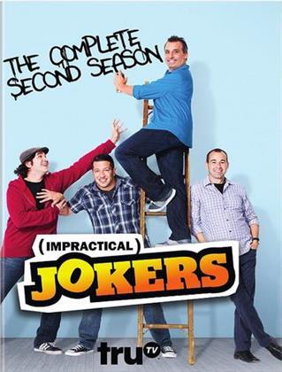 Impractical Jokers - Season 2 (3 DVDs)