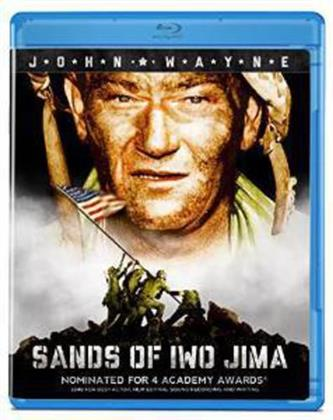 Sands of Iwo Jima (1949) (s/w)