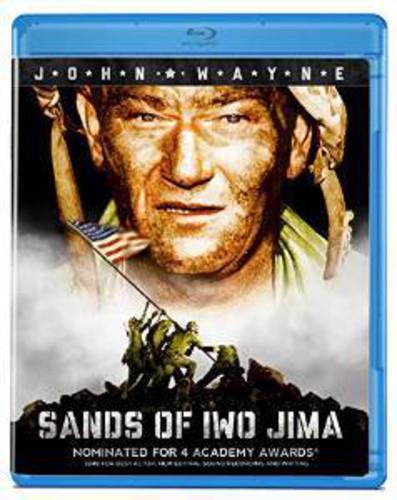 Sands of Iwo Jima (1949) (s/w)