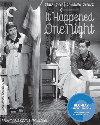 It Happened One Night (1934) (n/b, Criterion Collection)
