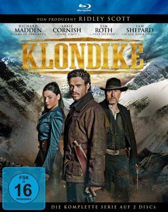 Klondike - Die komplette Serie (2014) (2 Blu-rays)
