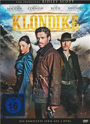 Klondike - Die komplette Serie (2014) (3 DVDs)