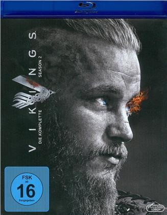 Vikings - Staffel 2 (3 Blu-rays)
