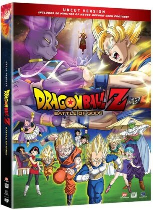 Dragonball Z - Battle of Gods (Uncut)