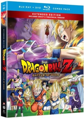 Dragonball Z - Battle of Gods (Extended Edition)