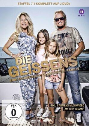 Die Geissens - Staffel 7.1 (2 DVDs)