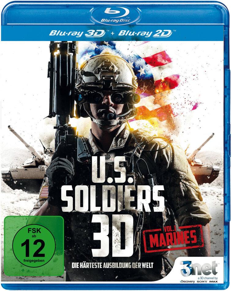 U.S. Soldiers - Vol. 1 - Marines