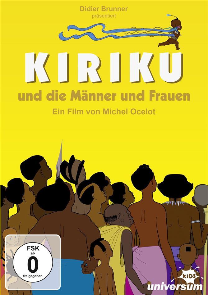 Kiriku und die Männer und Frauen - Kirikou et les hommes et les femmes
