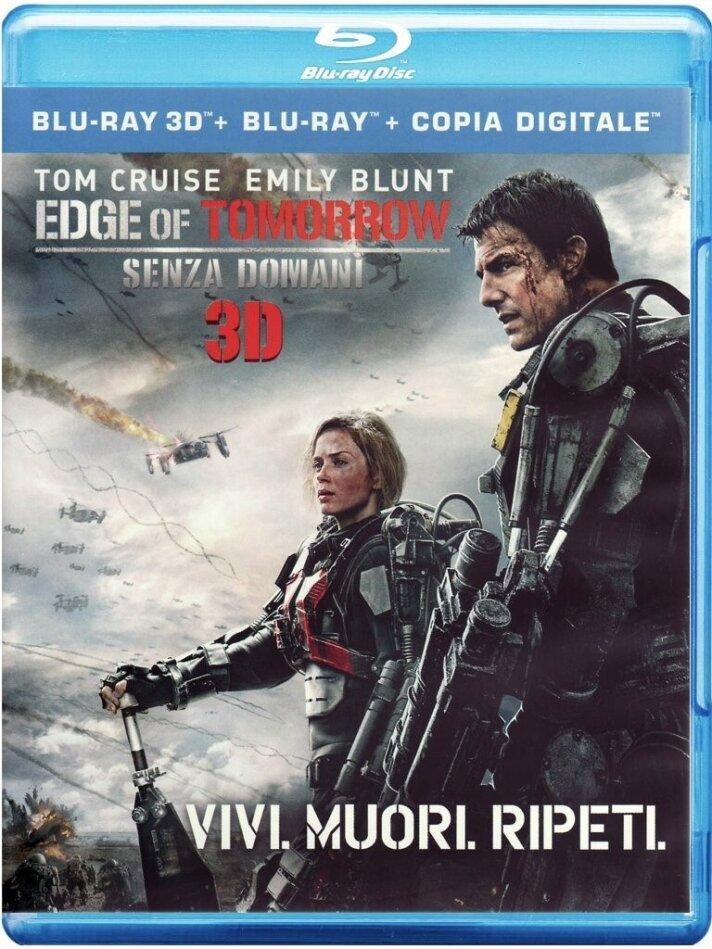 Edge of Tomorrow - Senza domani (2014) (Blu-ray 3D + Blu-ray)