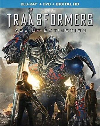 Transformers 4 - Age of Extinction (2014) (Blu-ray + DVD)