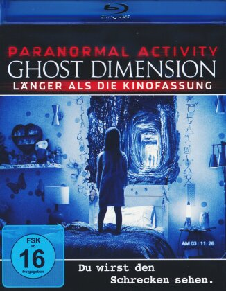 Paranormal Activity 5 - Ghost Dimension (2015) (Extended Edition, Kinoversion)