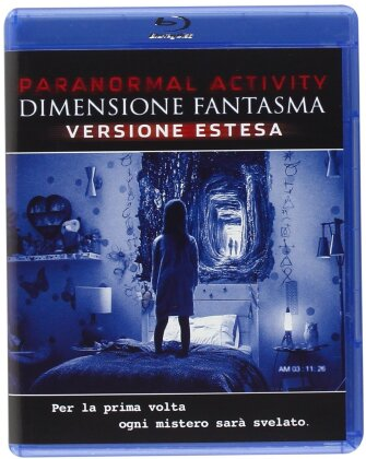 Paranormal Activity 5 - Dimensione Fantasma (2015) (Extended Edition, Kinoversion)