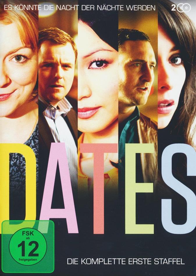 Dates - Staffel 1 (2 DVDs)