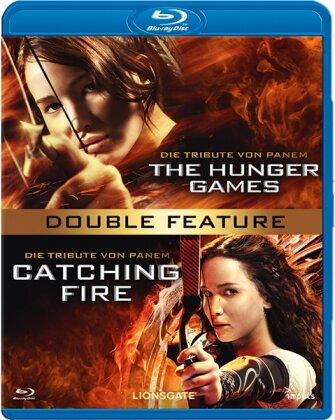 Die Tribute von Panem 1 - The Hunger Games (2012) / Die Tribute von Panem 2 - Catching Fire (2013) (2 Blu-rays)