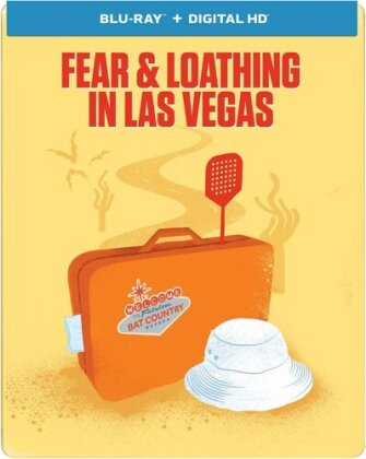 Fear & Loathing in Las Vegas (1998) (Limited Edition, Steelbook)