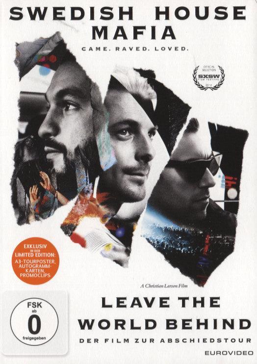 Swedish House Mafia - Leave the World Behind - Der Film zur Abschiedstour (Limited Edition)