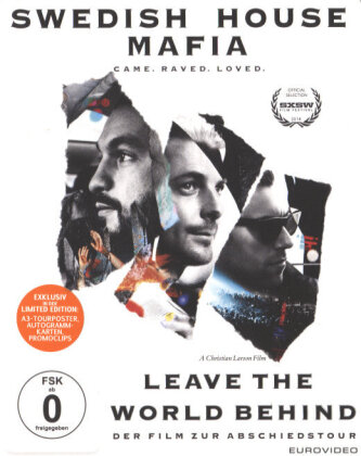 Swedish House Mafia - Leave the World Behind - Der Film zur Abschiedstour (Edizione Limitata)