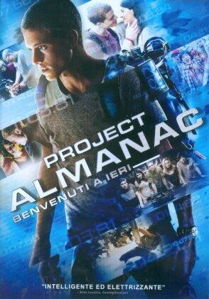 Project Almanac - Benvenuti a ieri (2014)